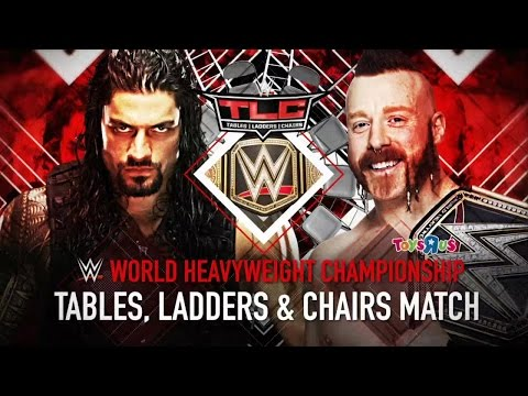 Watch Roman Reigns vs. Sheamus this Sunday at WWE TLC