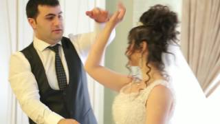 Ашот и Зоя клип Красивая армянская свадьба