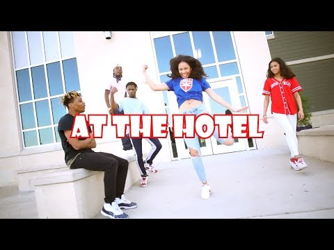 Lil Uzi Vert x Gunna - At The Hotel (Dance Video) shot by @Jmoney1041