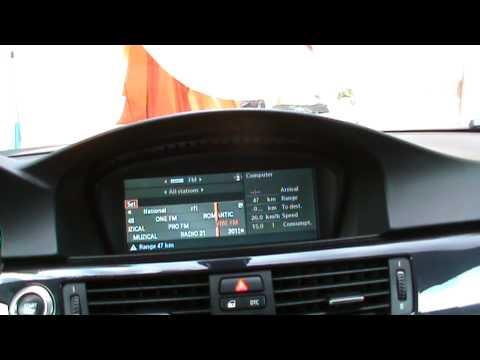 Bmw 335i E92 Sound System On Radio Youtube