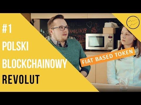 Polska mobilna aplikacja płatnicza, czyli Fiat Based Token od KUCHNI