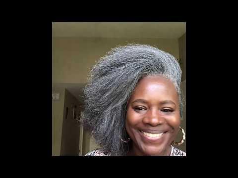 my-gray/grey-hair-update