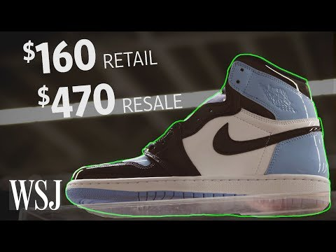 Inside Sneaker Con: 500% Markups and Millions in Profit | WSJ