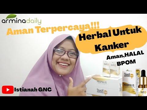 Herbal Untuk Kanker - Ashihapro propolis- Info pemesanan 082232469879