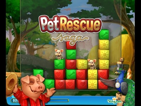 Pet Rescue Saga Cheat -  Unlimited Moves Points and How to get Tickets on Android Root