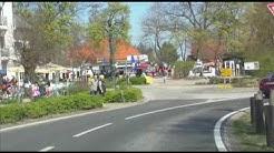 Fahrt durch Boltenhagen
