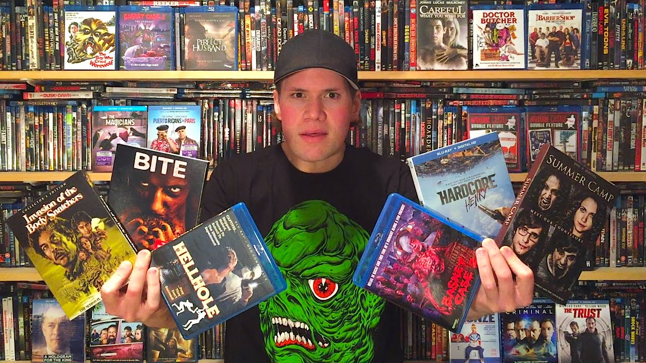 Download My Blu-ray Collection Update 7/23/16 : Blu ray and Dvd Movie Reviews