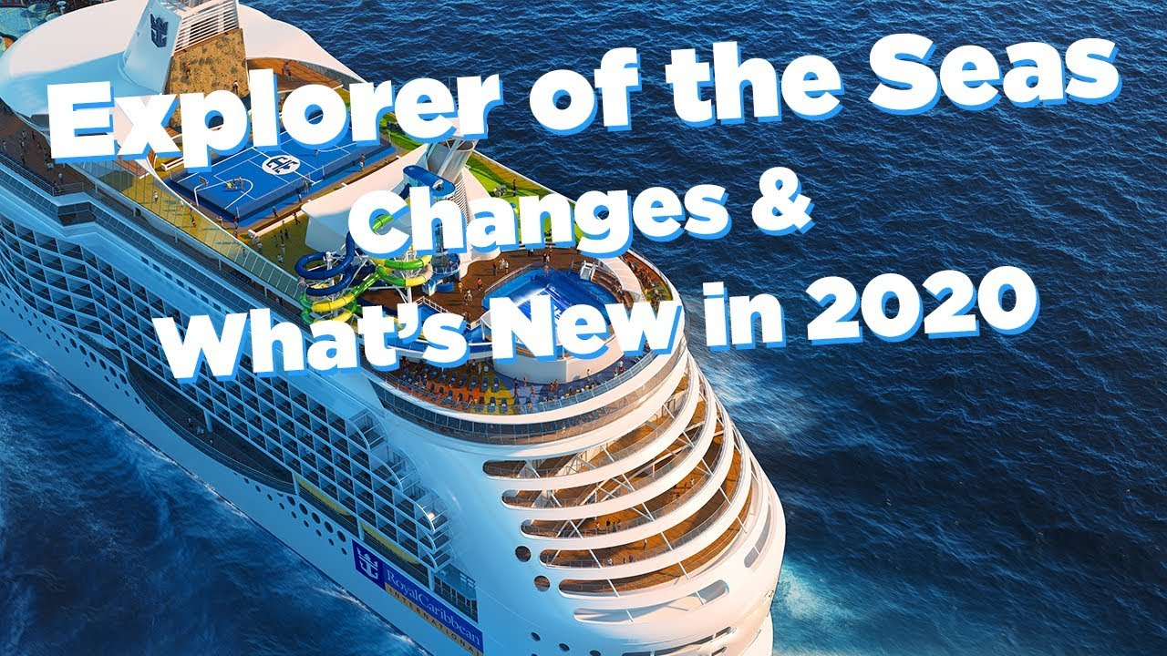 Royal Caribbean Announces New Features Coming To Explorer Of The Seas Royal Caribbean Blog