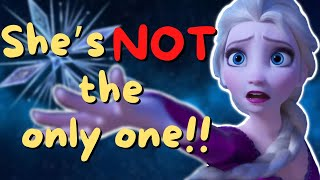 She DOESN'T KNOW Everything!!    Frozen II Theory