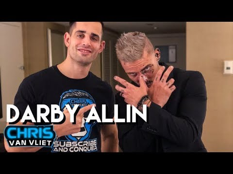 Darby Allin was homeless before AEW, Coffin Drop to Cody, Skateboarding, Shawn Spears