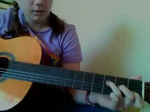 greensleeves guitar tutorial (chords not melody)
