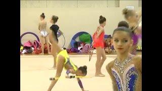 Первенство ПФО по художественной гимнастике-2016 в Самаре