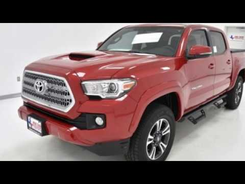 New 2017 Toyota Tacoma Corpus Christi, TX #031468