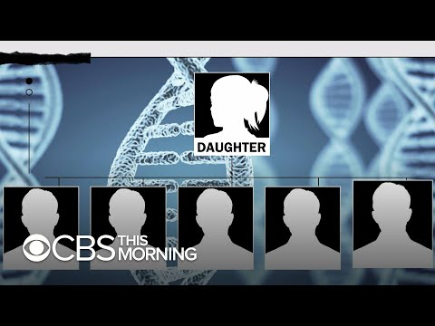 Kevin Campbell - DNA Kit Results Reveals Ohio Dad Is NOT Related To His Daughter