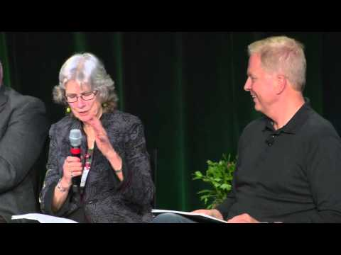 River Stories authors with Tom Ashbrook: Google hosts the Charles River Conservancy