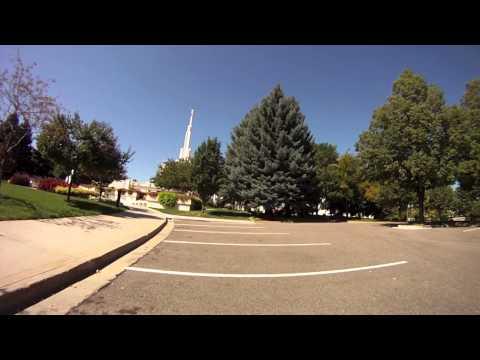 Denver Colorado Temple GoPro