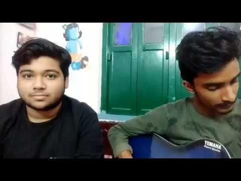 || Ami Ajkal Bhalo Achi ||by Saugata Paul || Guiterist Himari Das ||