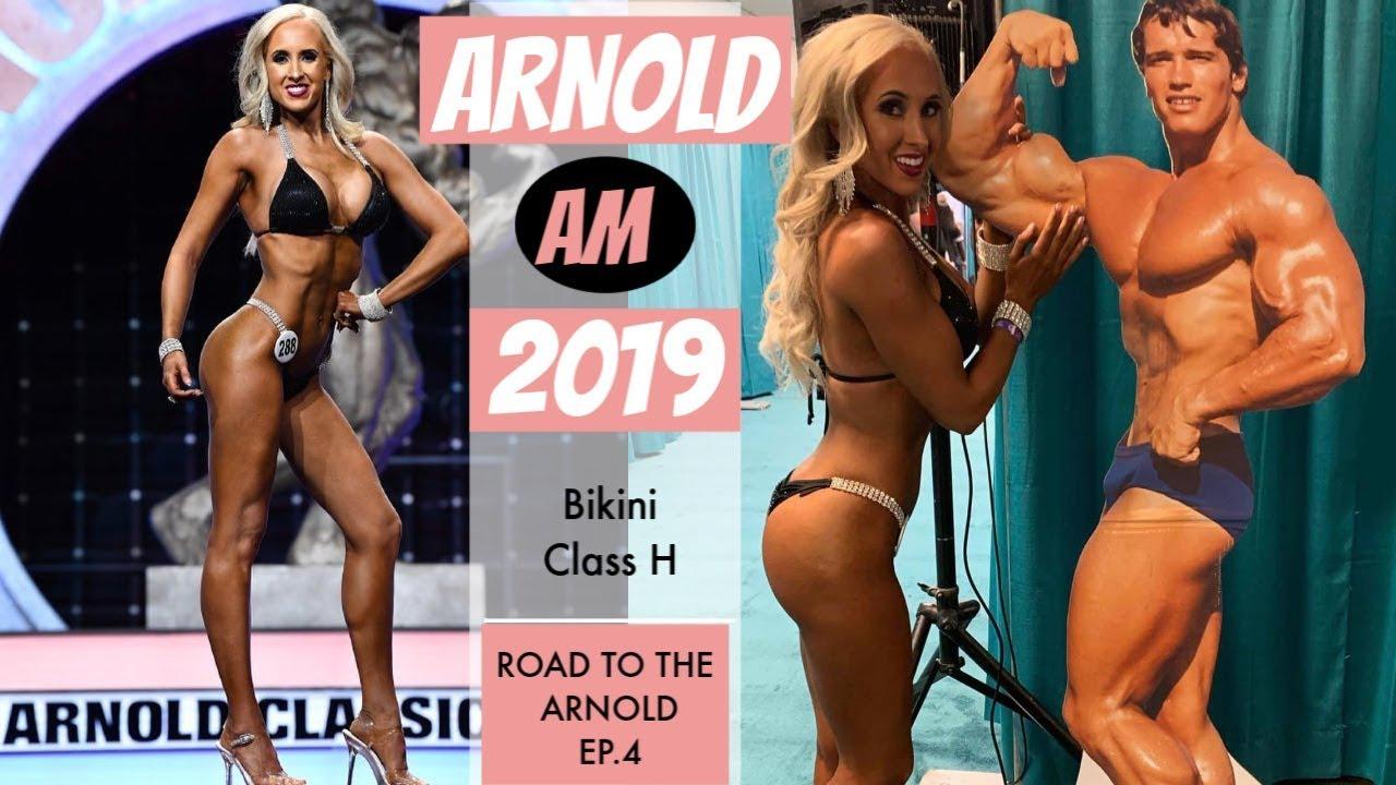 Arnold amateur bikini