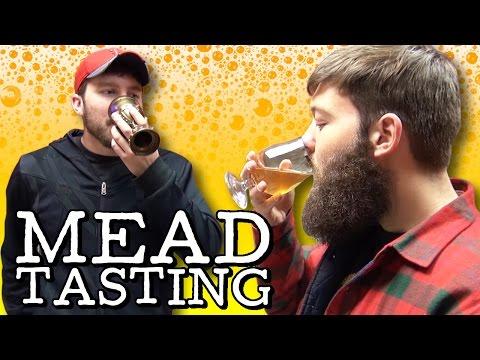 Mead Tasting