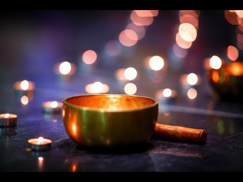 Sound Therapy - Activating New Life Force (Binaural Singing Bowls) Guided By  Lilian Eden