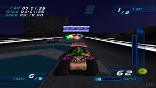 Hot Wheels World Race PS2 Gameplay HD (PCSX2)