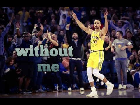 "Stephen Curry - Mix ● ""without Me"" 2018 ● HD"