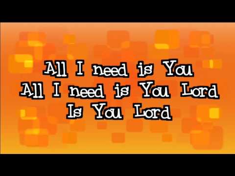 All I Need Is You / You Are My World (with Lyrics)