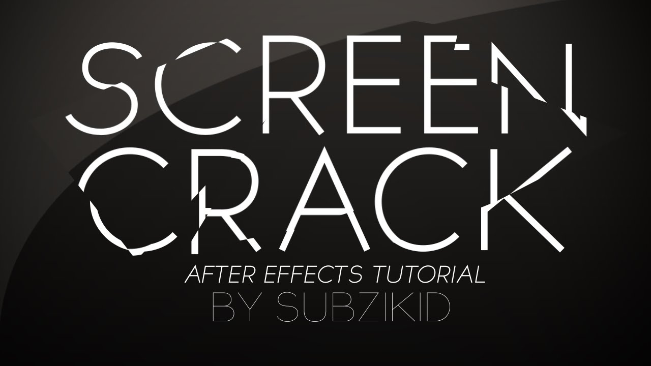 HOW TO CRACK ADOBE AFTER EFFECTS CS6 (32 & 64 BIT) …