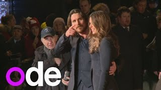 Exodus - Gods and Kings premiere: Cast praise main man Christian Bale