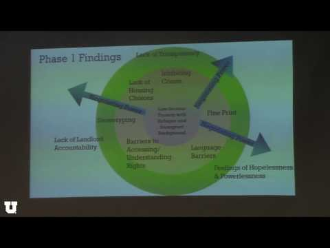 Grand Rounds: Community Voices For Housing Equality:  Understanding Pathways To Eviction