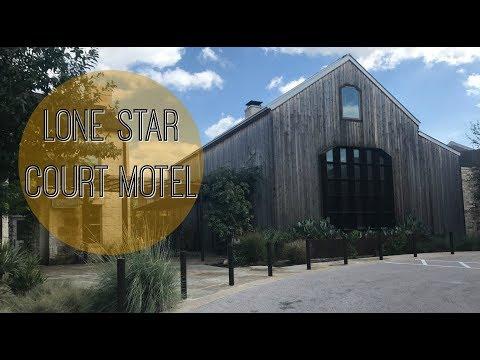 Lone Star Court Motel in Austin TEXAS