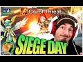 Siege Day! (Summoners War : Europe Server)