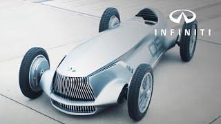 INFINITI Prototype 9 - An engaging EV to drive