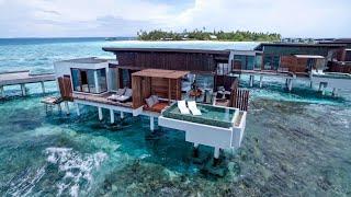 Park Hyatt Maldives Hadahaa 5 Парк Хаятт Мальдивес Хадахаа Мальдивы обзор отеля пляж