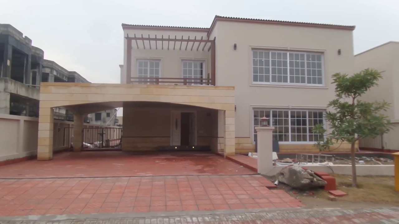 House For Sale In Bahria Town Garden City