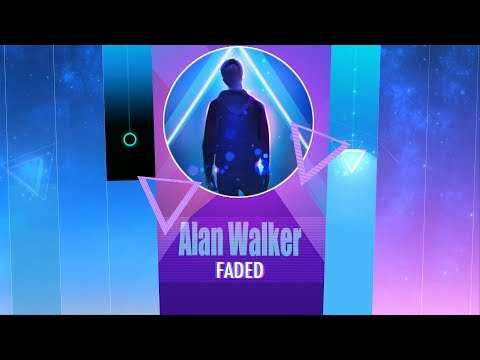 Alan Walker - Faded in Piano Tiles 2! (FULL VERSION) [NO MOD]