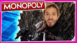 Throne Of Lies in MONOPOLY w/Mark & Mark #5