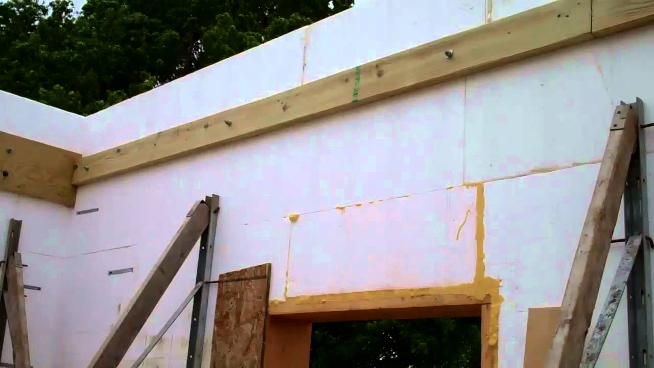 Ledgers Amp Beams In Icf Construction Preservation Homes