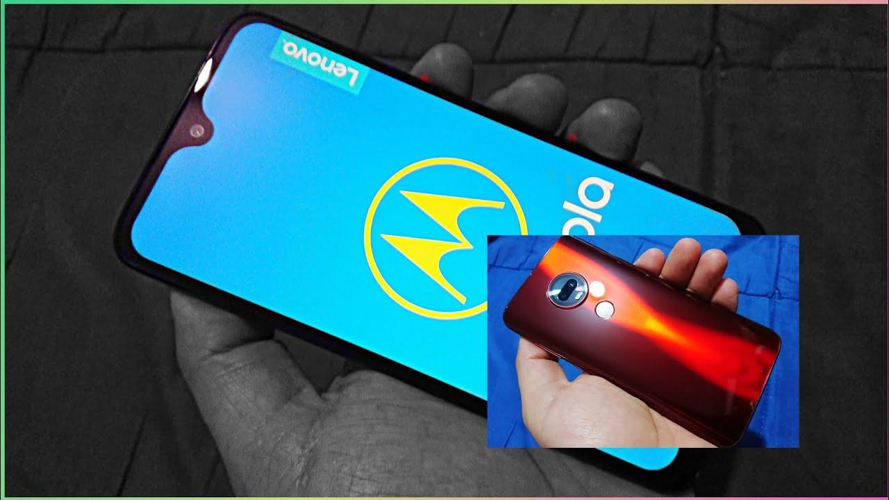 Unboxing (desembalando) Motorola Moto G7 Plus