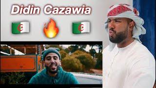ردفعل خليجي على أغنية راب جزائرية لي (Didin Canon 16  Cazawia)