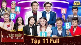 Quang Trung, Puka, Thanh Duy bị stress quá độ vì thử thách của Ai Là Bậc Thầy Chính Hiệu Tập 11 Full