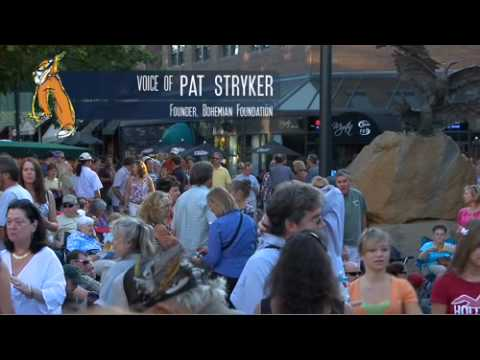 Bohemian Nights at NewWestFest - Old Town, Fort Collins
