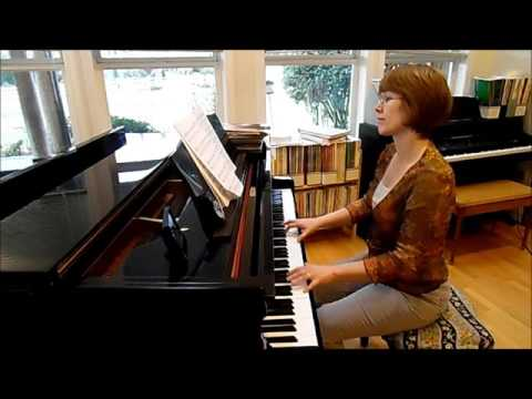 Hosanna--Praise is Rising (piano solo)