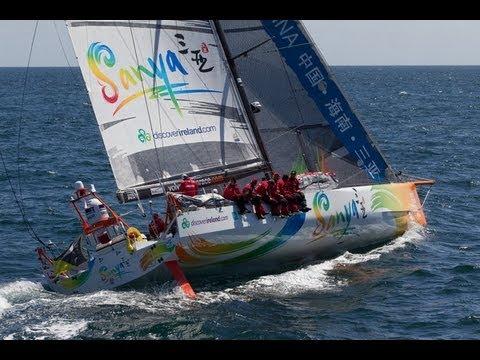 Team Sanya Race Highlights | Volvo Ocean Race 2011-12