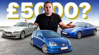 homepage tile video photo for £5000 Car Flip Challenge