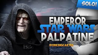 Star Wars Battlefront Hero Battles Gameplay - 5 Minutes of Emperor Palpatine