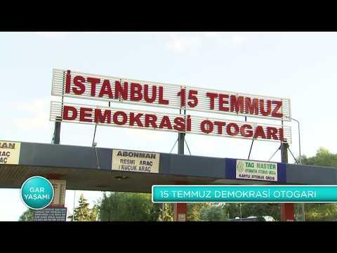 Gar Yaşamı | 15 Temmuz Demokrasi Otogarı
