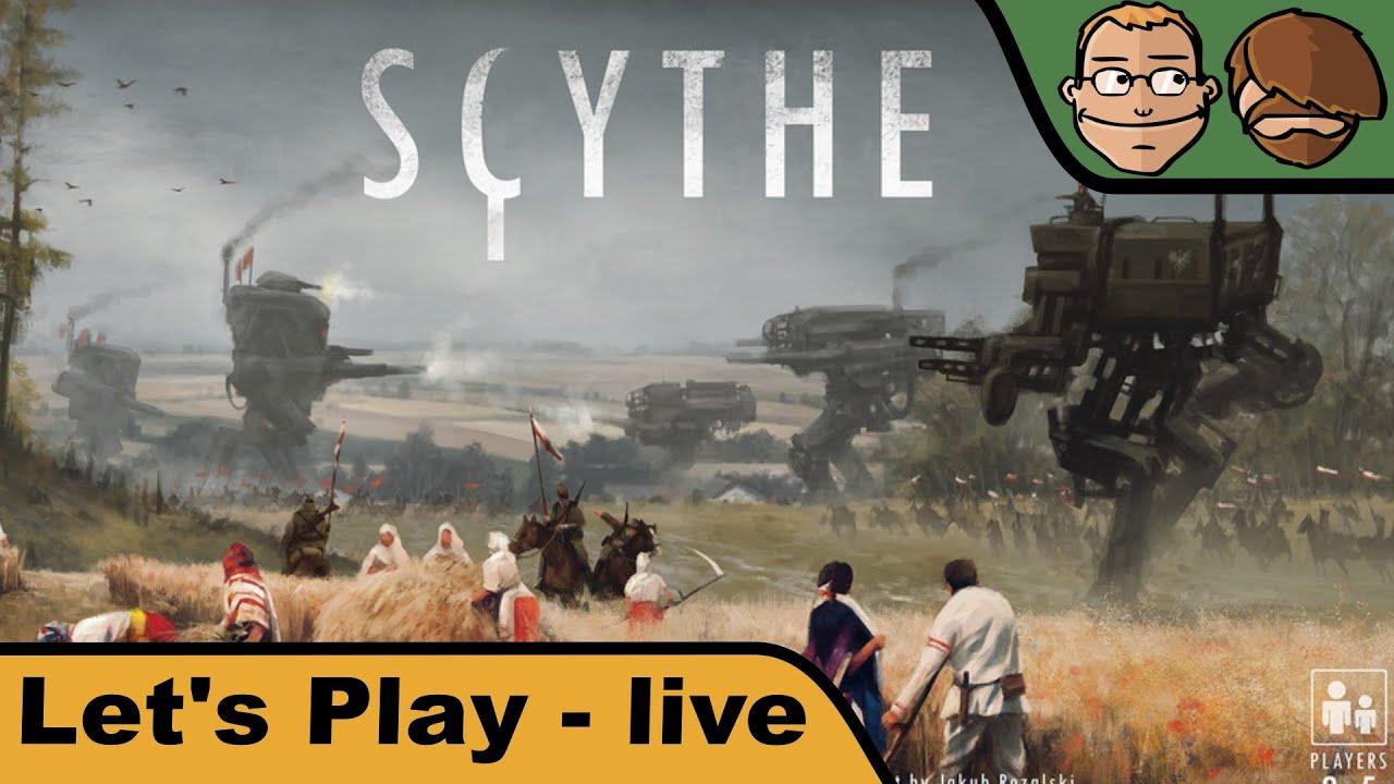 Brettspiel Scythe
