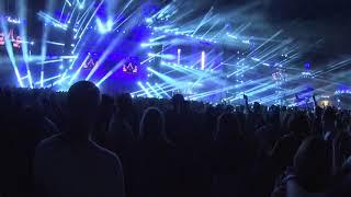 Parookaville 2018 Steve Aoki One more Light End of set