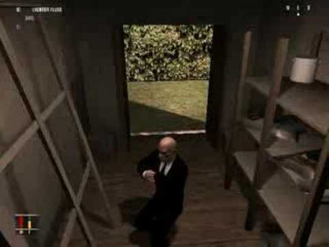 Hitman 4 Mission 4 A New Life Youtube